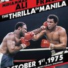 Thrilla in Manila Muhammad  Ali Style C Poster 13x19 inches