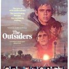 Outsiders The Style E  Movie Poster  13x19