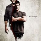 "Supernatural  Tv Show Poster Style c Style A 13""x19"""