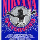 Nirvana Style A  Poster 13x19 inches
