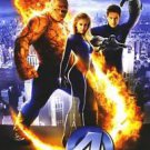 Fantastic Four Version A Double Sided Original Movie Poster 27x40 inches