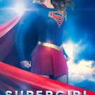 Supergirl Tv Show  Poster Style f 13x19 inches