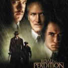 Road to Perdition Double Sided Original Movie Poster 27x40 inches