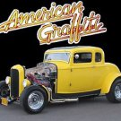 American Graffiti Style YT  Poster 13x19 inches
