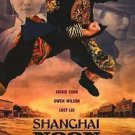 Shanghai Noon International Double Sided Original Movie Poster 27x40 inches