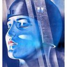 Metropolis  Movie Poster Style A 13x19 inches