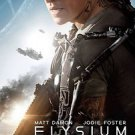 Elysium Imax Double Sided Original Movie Poster 27x40  inches