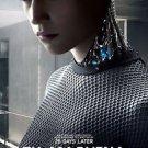 Ex Machina Style b Movie Poster 13x19 inches