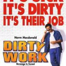 Dirty Work Original Movie Poster Single Sided 27x40 inches