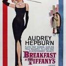 Audrey Hepburn Breakfast with Tiffanys Style c Poster  13x19
