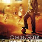 Coach Carter Double Sided Original Movie Poster 27x40 inches