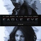 Eagle Eye Double Sided Original Movie Poster 27x40  inches