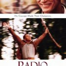 Radio Double Sided Original Movie Poster 27x40 inches