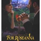 For Roseanna Double Sided Original Movie Poster 27x40 inches