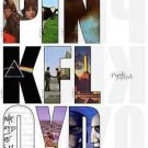 Pink Floyd Style I  Musical Poster 13x19 inches