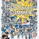 500 Days of Summer  Double Sided Original Movie Poster 27x40 inches