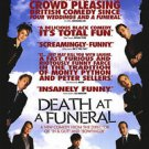 Death at a Funeral (Critics Preview) Double Sided Orig Movie Poster 27x40 inches