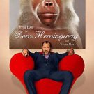 Dom Hemingway Double Sided Original Movie Posters 27x40 inches