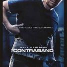 Contraband Advance Double Sided Original Movie Poster 27x40 inches