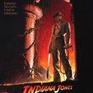 Indiana Jones Temple of the Doom (1984) Movie Poster Original 27x41