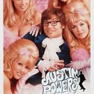 Austin Powers International Man of Mystery Version B  Poster  13x19