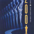 Academy Award Movie Poster 2001  Movie Poster Single Sided 27x40 inches