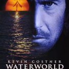 Waterworld Double Sided Original Movie Poster 27x40 inches