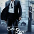 "Casino Royale Final Two Sided 27""x40' inches Orig Movie Poster James Bond"