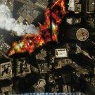 Batman Dark Knight Rises Movie Poster 13x19 inches