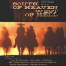 South of Heaven West of Hell Single Sided Original Movie Poster 27x40 inches