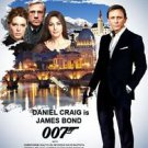 Spectre Style C Movie Poster 13x19 inches