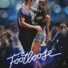 Footloose Double Sided Original Movie Poster 27x40 inches