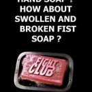 Fight Club (Hand Soap) Movie Poster  13x19