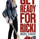 Ricki and the Flash Advance Original Movie Poster Double Sided 27x40 inches