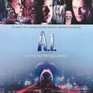 A.I. Artificial Intelligence Intl  Movie Poster Double Sided 27x40 inches