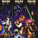 Star Wars Trilogy Dvd Collection Original Movie Poster Single Sided 27x40