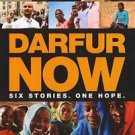 Darfur Now Double Sided Original Movie Poster 27x40 inches