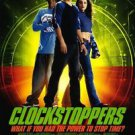 Clockstoppers Doube Sided Original Movie Poster 27x40 inches