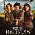 Your Highness Double Sided Orig Movie Poster 27x40 inches