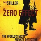 Zero Effect Original Movie Poster Single Sided  27x40 inches
