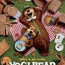 Yogi Bear Double Sided Orig Movie Poster 27x40 inches