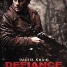 Defiance Regular Double Sided Original Movie Poster 27x40 inches