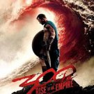 300 Rise of the Empire Advance B Double Sided Original Movie Poster 27x40 inches