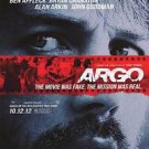 Argo Final  Double Sided Original Movie Poster 27x40 inches