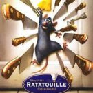 Ratatouille Regular Double Sided Original Movie Poster 27x40 inches