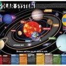 Solar System Poster Style D 13x19
