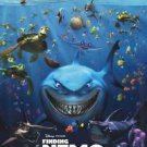Finding Nemo 3D September 14 Double Sided Original Movie Poster 27x40 inches