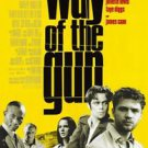 Way of the Gun Single Sided Original Movie Poster 27x40 inches