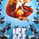 Ice Age 2 The Meltdown Version B Original Movie Poster Single Sided 27x40