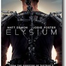 Elysium Advance Double Sided Original Movie Poster 27x40  inches
